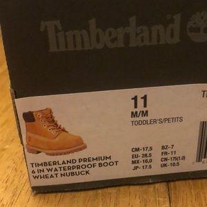 Timberland Shoes - Boys Timberland Boots Size 11